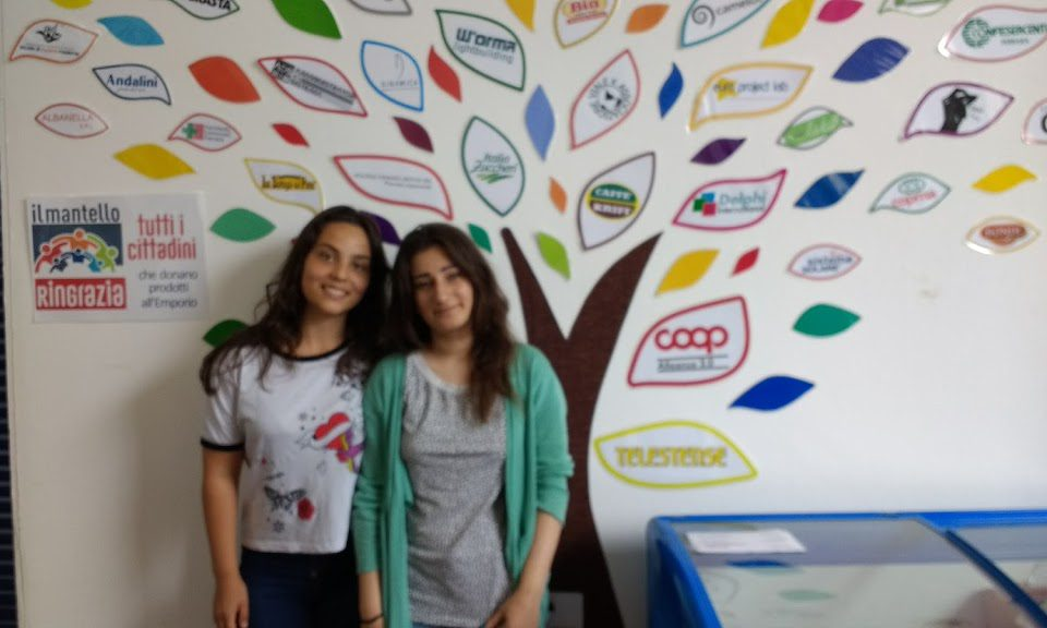 Francesca e Farzy