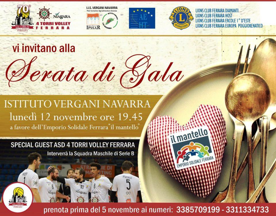 Serata Gala Vergani Nov12