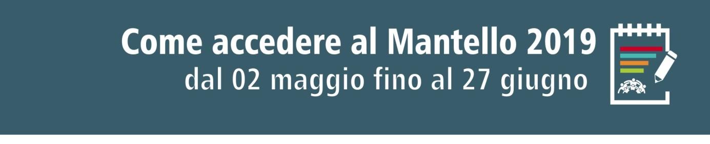 2019Bando Mantello bannerhome