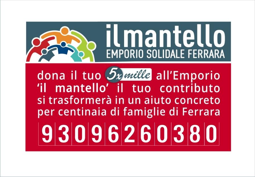 2020 5 x mille Mantello
