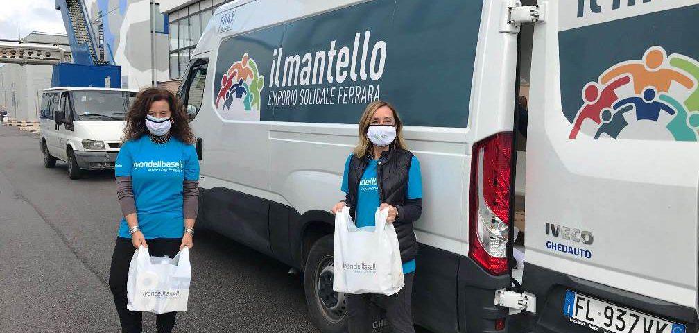 20201016 Global Care Day LyondelBasell Mantello