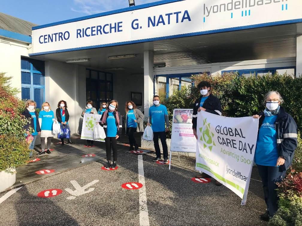20201016 Global Care Day LyondelBasell Mantello1
